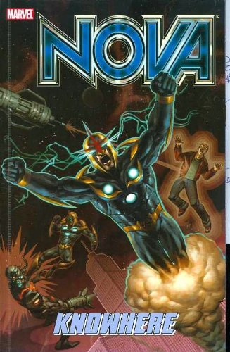 Nova: Knowhere Cover