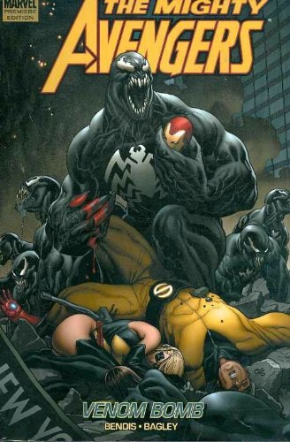 Mighty Avengers Vol. 2: Venom Bomb Cover