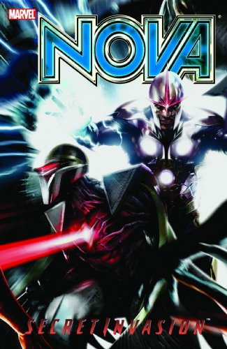 Nova: Secret Invasion Cover