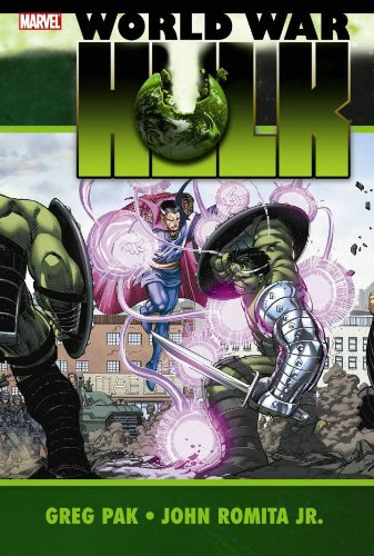 World War Hulk HC Cover