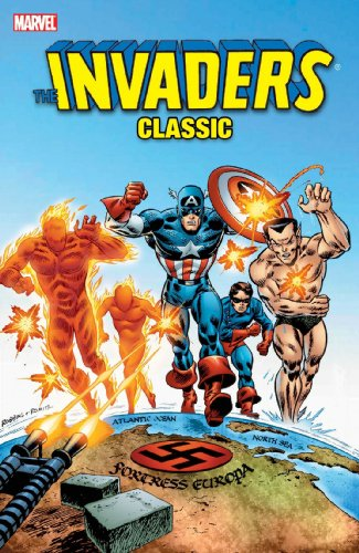 Invaders Classic Vol. 1 Cover