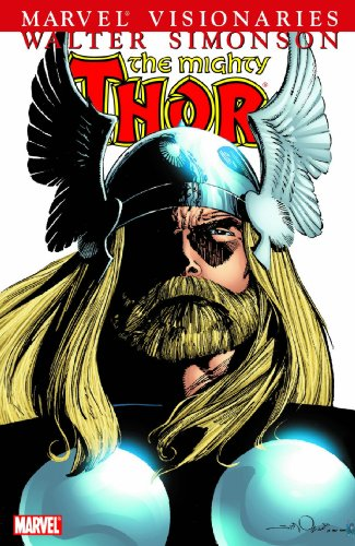 Thor Visionaries: Walt Simonson Vol. 4 Cover