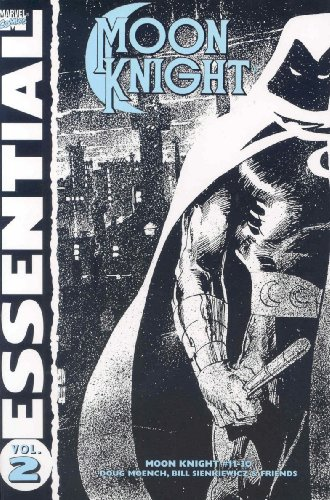 Essential Moon Knight Vol. 2  Cover