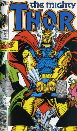 Thor Visionaries: Walt Simonson Vol. 5 Cover