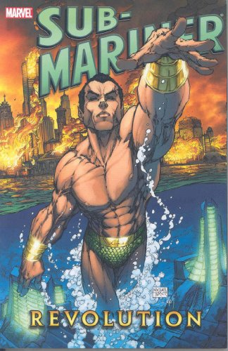Sub-Mariner: Revolution Cover