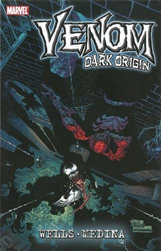 Venom: Dark Origin Cover
