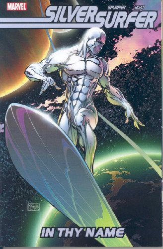 Silver Surfer: In Thy Name Cover