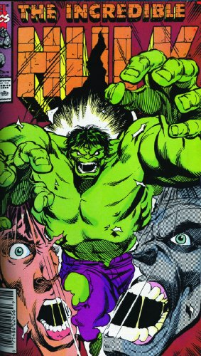 Hulk Visionaries: Peter David Vol. 5 Cover