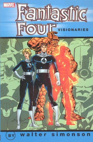 Fantastic Four Visionaries: Walter Simonson Vol. 1  Cover