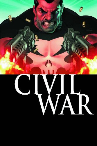 Civil War: Punisher War Journal Vol. 1 Cover