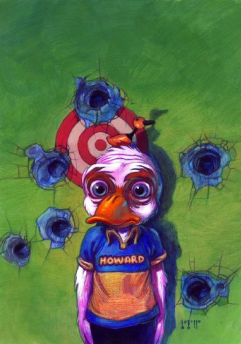 Howard The Duck: Media Duckling Cover
