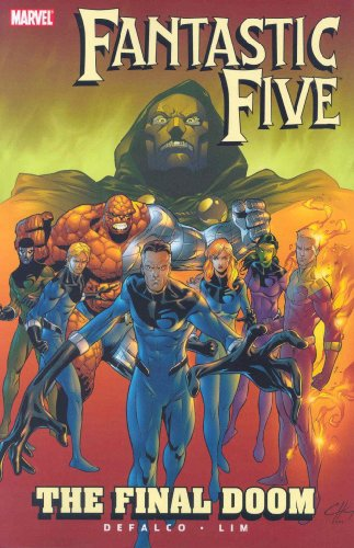Fantastic Five: The Final Doom Cover