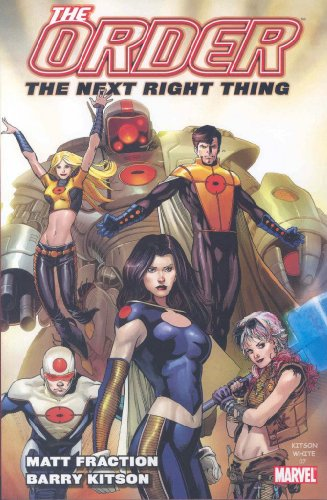 The Order Vol. 1: The Next Right Thing Cover