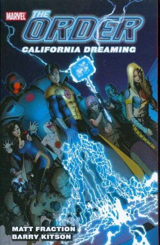 The Order Vol. 2: California Dreaming Cover