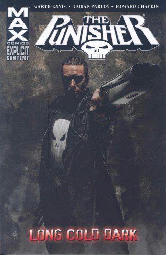 Punisher MAX Vol. 9: Long Cold Dark Cover