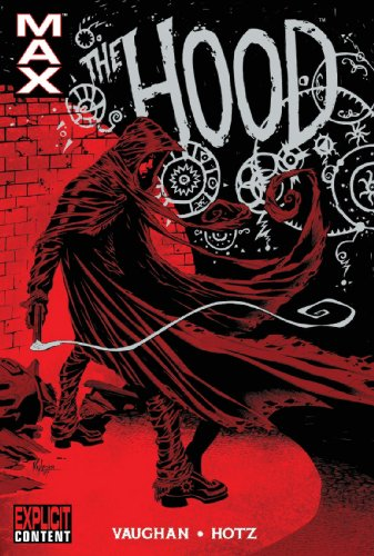 The Hood: Blood From The Stones Cover