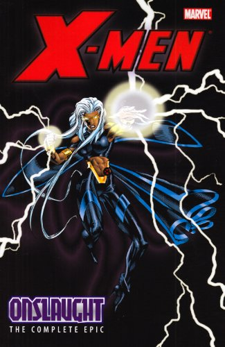 X-Men: The Complete Onslaught Epic Vol. 3 Cover