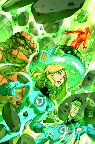 Fantastic Four: True Story Cover