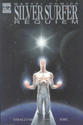Silver Surfer: Requiem Cover