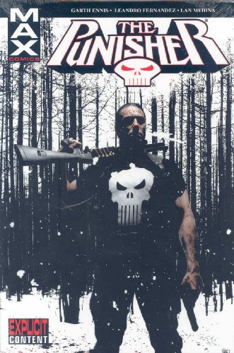 Punisher MAX Vol. 4 Cover