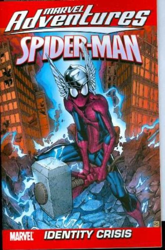 Marvel Adventures Spider-Man Vol. 10: Identity Crisis Cover