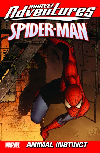 Marvel Adventures Spider-Man Vol. 11: Animal Instincts Cover