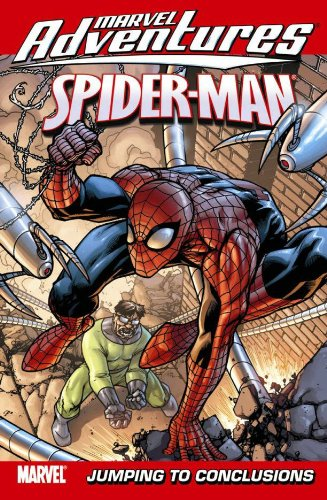 Marvel Adventures Spider-Man Vol. 12: Jumping To Conclusions Cover