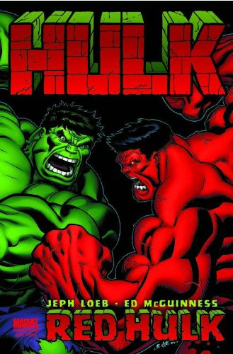 Hulk Vol. 1: Red Hulk Cover