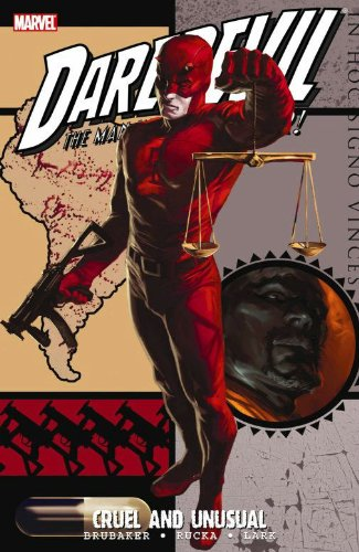 Daredevil: Cruel And Unusual  Cover
