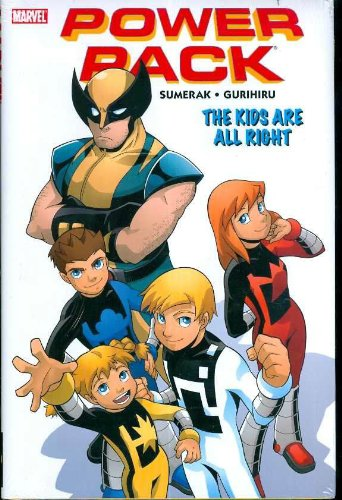 Power Pack Vol. 1 Cover