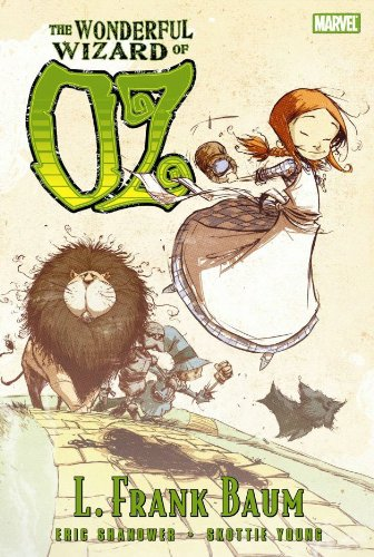 The Wonderful Wizard of Oz (Marvel Illustrated)