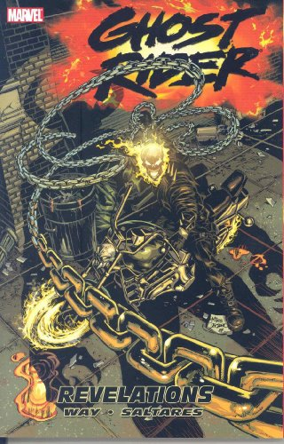 Ghost Rider Vol. 4: Revelations Cover