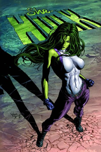 She-Hulk Vol. 7: Here Today Cover