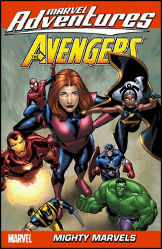 Marvel Adventures: Avengers Vol. 6: Mighty Marvels Cover
