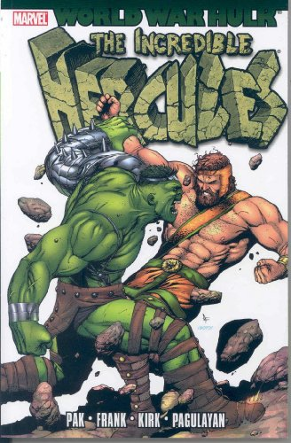 World War Hulk: Incredible Hercules Cover