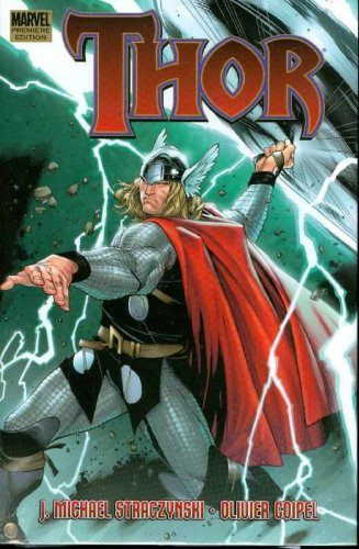 Thor Vol. 1 Cover