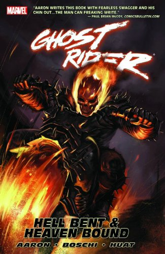 Ghost Rider: Hell Bent And Heaven Bound Cover