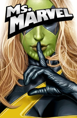 Ms. Marvel Vol. 5: Secret Invasion  Cover