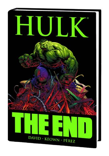 Hulk: The End Cover