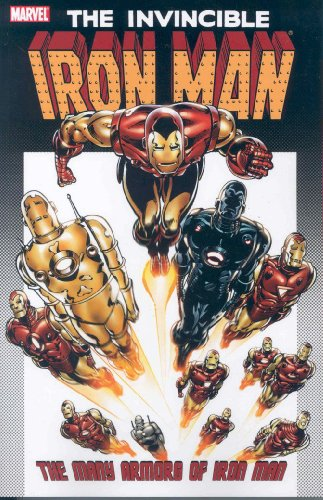 Iron Man: The Many Armors Of Iron Man Cover
