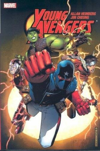 Young Avengers Cover