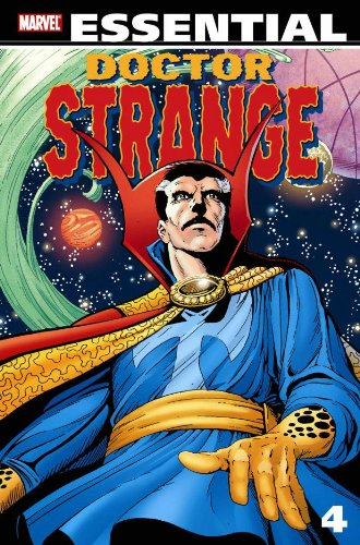 Essential Doctor Strange Vol. 4 Cover