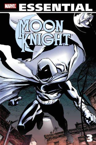 Essential Moon Knight Vol. 3  Cover
