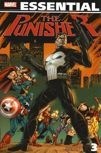 Essential Punisher Vol. 3 Cover