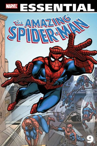 Essential Spider-Man Vol. 9 Cover