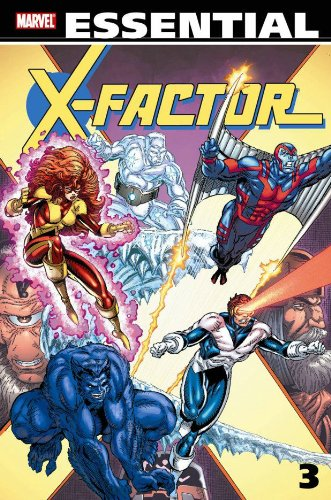 Essential X-Factor Vol. 3  Cover
