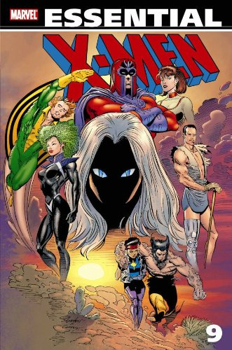 Essential X-Men Vol. 9 Cover
