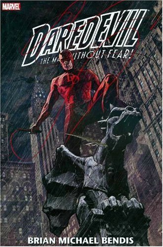 Daredevil by Brian Michael Bendis And Alex Maleev Omnibus Vol. 1  Cover
