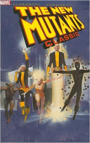 New Mutants Classic Vol. 3 Cover