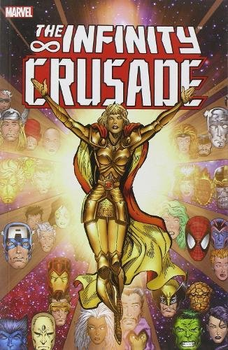 Infinity Crusade Vol. 1 Cover